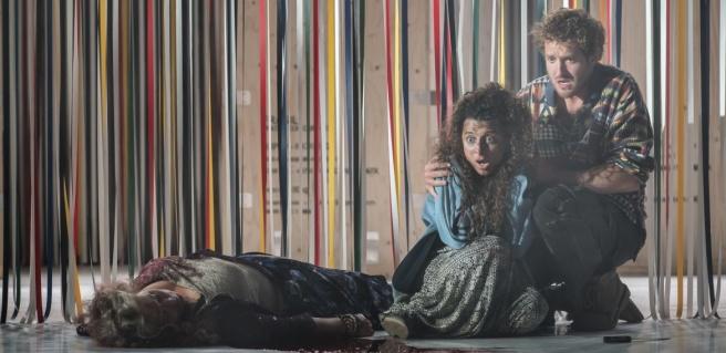8Garsington Opera 2018 Susan Bickley (Carmen), Claire Wild (Caridad), Sam Furness (Gaspar) credit Johan Persson_0.jpg